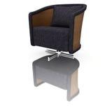krzesło nowożytny Zdjęcie Royalty Free
