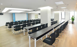 krzesło pokoju konferencji konferencji tabeli Zdjęcie Stock