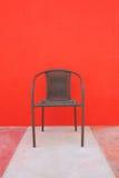 krzesło pusty fotografia stock