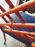 Krzesło sieć Obraz Royalty Free