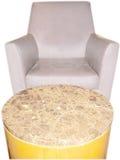 krzesło stół Obraz Royalty Free
