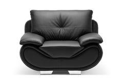 krzesło widok rzemienny nowożytny Fotografia Stock