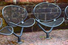 Krzesła Fotografia Stock