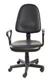 krzesła czarny biuro Obraz Royalty Free
