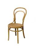 krzesła drewniany stary Fotografia Stock