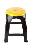 krzesło czarny klingeryt Zdjęcie Stock