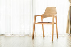 krzesło dekoracja w domu Zdjęcie Stock