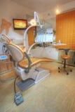 krzesło dentysta s Obraz Royalty Free