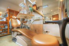 krzesło dentysta s Fotografia Royalty Free