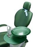 krzesło dentystyczne Obraz Royalty Free