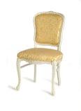 krzesło drapuje Fotografia Royalty Free