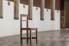 Krzesło dziecko nauka Obrazy Stock