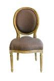 krzesło elegancki Obrazy Royalty Free