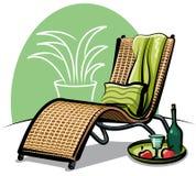 krzesło hol Obrazy Royalty Free