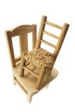 krzesło miniatura Zdjęcia Royalty Free
