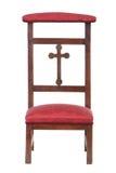 krzesło modlitwa Zdjęcie Stock