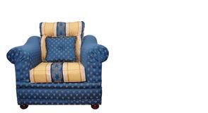 krzesło odizolowane Fotografia Stock