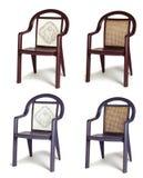 krzesło ogród zdjęcie stock