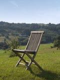 krzesło pojedynczy Obraz Stock