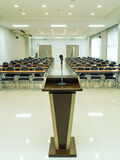 krzesło pokoju konferencji konferencji tabeli Zdjęcie Royalty Free