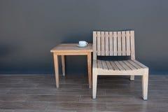 Krzesło przerwa czas Obraz Royalty Free
