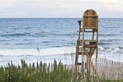 krzesło ratownik Obraz Royalty Free