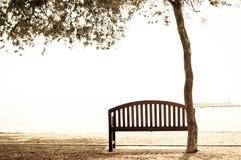 Krzesło rocznika scena Obrazy Royalty Free
