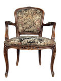 krzesło stary Fotografia Royalty Free