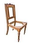 krzesło stary Obrazy Stock