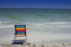 krzesło surf Obrazy Royalty Free