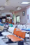 Krzesło szpital Fotografia Stock