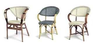 krzesło trzy Obraz Royalty Free