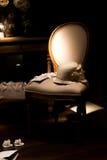 Krzesło w holu Obraz Royalty Free