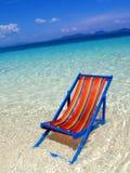 krzesło woda Obraz Stock