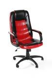 krzesła swivel rzemienny biurowy Zdjęcie Stock