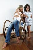 krzesła target1_0_ Zdjęcia Stock
