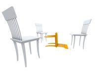 krzesła Obrazy Stock