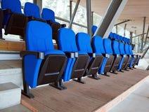 krzeseł rzędu miękka część Zdjęcie Royalty Free