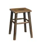 krzesło drewna Obraz Royalty Free