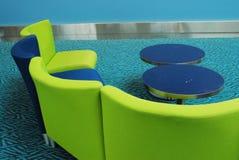 krzesło stoły Obrazy Stock