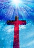 Krzyż ilustracji