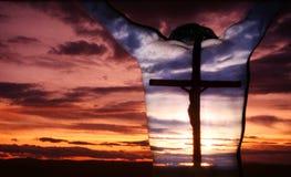 krzyż zdjęcie stock