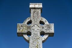krzyż celta kamień Fotografia Royalty Free