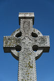 krzyż celta kamień Zdjęcia Stock