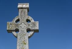 krzyż celta kamień Zdjęcia Royalty Free