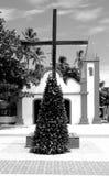 krzyż dekorujący Zdjęcie Stock