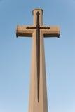 Krzyż i kordzik fotografia stock