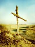 krzyż ii Obraz Royalty Free