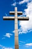 Krzyż Lorraine obraz stock