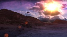 Krzyż na Kalwaryjskim zbiory wideo